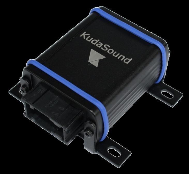 KudaSound ist ein Acoustic Vehicle Alert System (AVAS)